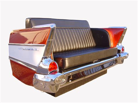 1957 chevy couch 57 chevy 210 couch chevy cars and men cave