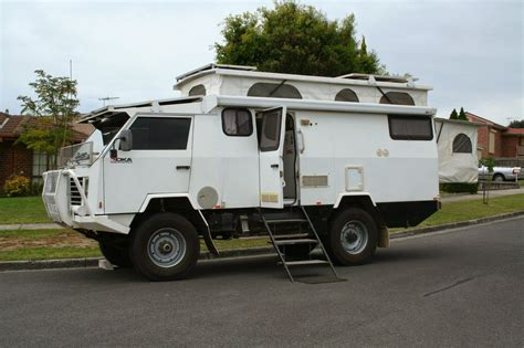 offroad travel trailers used rvs oka 4x4 off road travel poptop for sale by owner