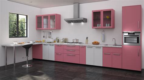 Kitchen Oven Pink pink kitchen paint ideas rustic white dining table and