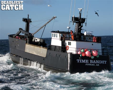 the time bandit deadliest catch discovery deadliest catch images time bandit hd wallpaper and