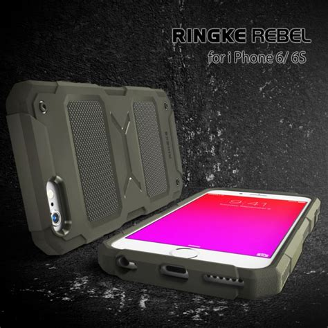 Iphone 6 Plus 6s Plus Casing Ringke Rebel Original ringke armor rebel iphone 6 6s