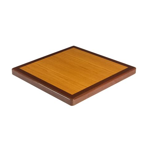 Resin Table Top by Mahogany And Cherry Resin Table Top