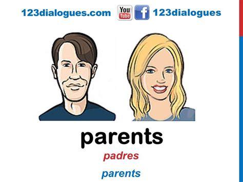 imagenes sobre la familia en ingles curso de ingl 233 s 51 miembros de la familia en ingl 233 s
