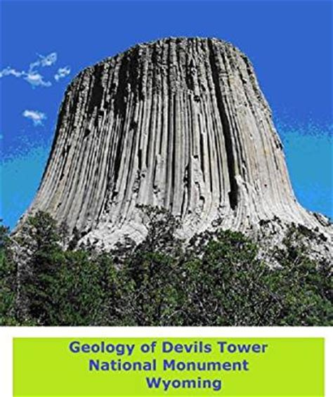 geology of devils tower national monument wyoming charles