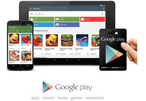 Purchase Google Play Gift Card - google launches google play gift cards in india