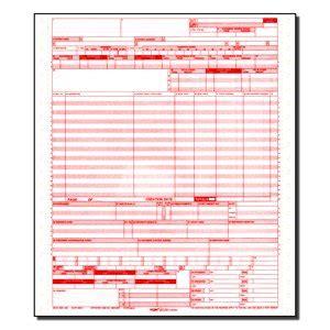 amazon com cms 1450 ub04 medical billing forms 50