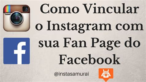 how to make a fan page on instagram como vincular o instagram com sua fan page do facebook