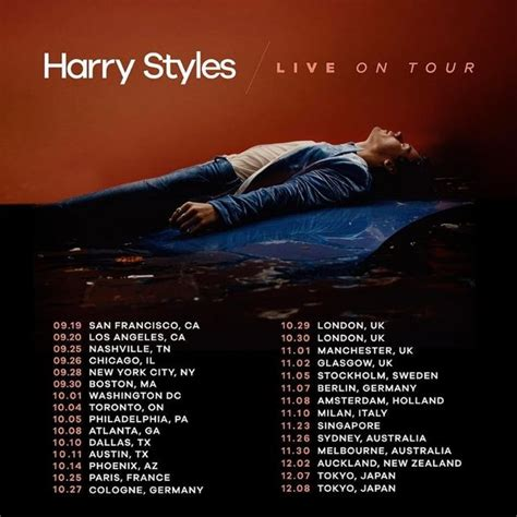 go fan high tickets harry styles uk 2017 tour tickets go on sale today here