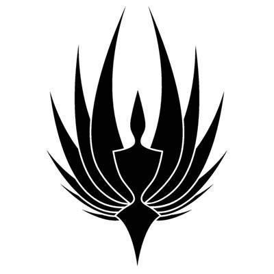battlestar galactica tattoo battlestar galactica symbols