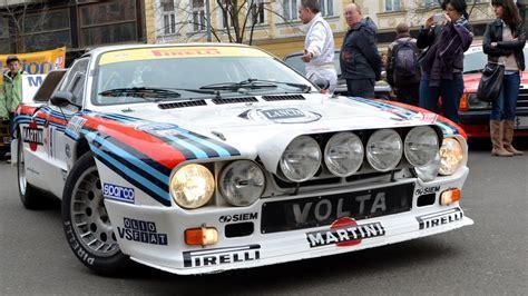 Lancia Delta Stratos Lancia Delta S4 Engine Image 16