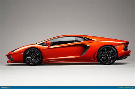 AUSmotive.com » Geneva 2011: Lamborghini Aventador LP 700 4