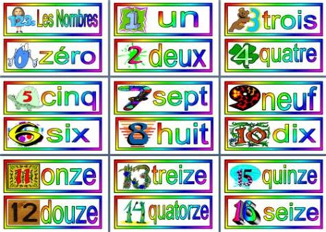 printable french numbers poster mfl french resource numbers in french display posters