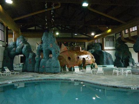 Pool Area Picture Of The House On The Rock Inn Dodgeville Tripadvisor