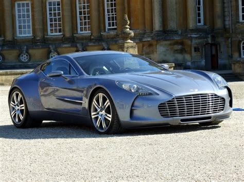 Aston Martin One 77 by Aston Martin One 77 Review