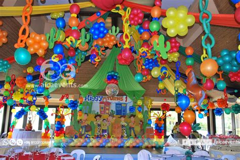 toy story themes party aicaevents toy story theme birthday party decorations