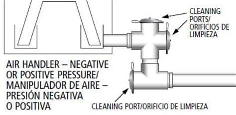 air conditioner condensate drain trap auto forward to correct web page at inspectapedia