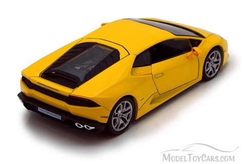 Lamborghini Model Cars Toys Lamborghini Huracan Lp 610 4 Yellow Maisto 31509 1 24