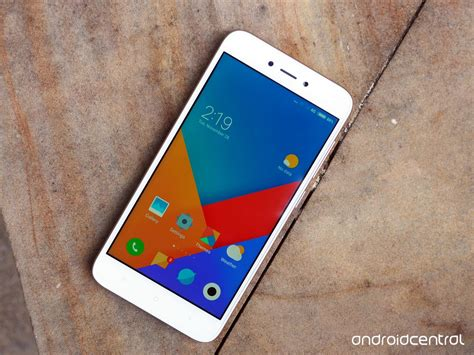 xiaomi 5a xiaomi redmi 5a review unmatched value android central