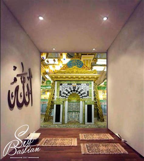bagus  wallpaper dinding masjid nabawi joen