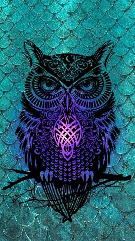 pin oleh brittani stonestreet  owls burung hantu tato
