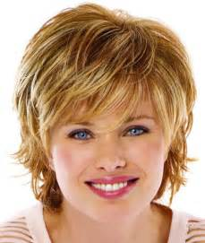 pictures of hairstyles for exclusive trendy short hairstyles for round faces