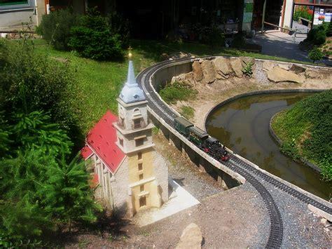 Garden Railroad by File Kleine S 228 Chsische Schweiz Zug Und Kirche Jpg
