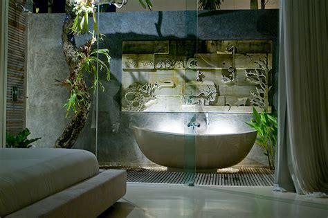 Romantic Bathroom Ideas 2 Bedroom Villas Chandra Bali Villas