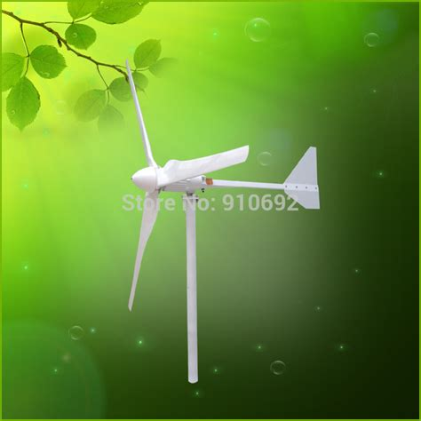 2kw 96v low rpm hotrizontal wind generator home use wind