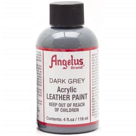 angelus paint cement grey buy angelus leather paint 4 oz grey
