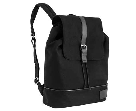 Ck Smart Zipped Backpack Original calvin klein canvas backpack black 888698846618 ebay