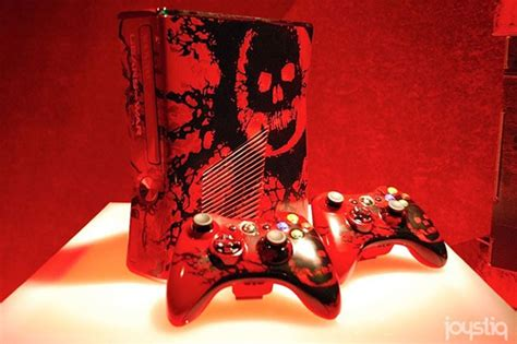 Kaset Xbox 360gear Of War 3 gears of war limited edition xbox 360