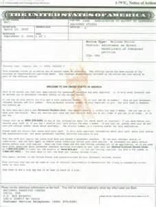 sle form i 797 h1b approval notice images frompo