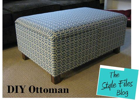 what is an ottoman diy ottoman featured on tiny house nation the style files
