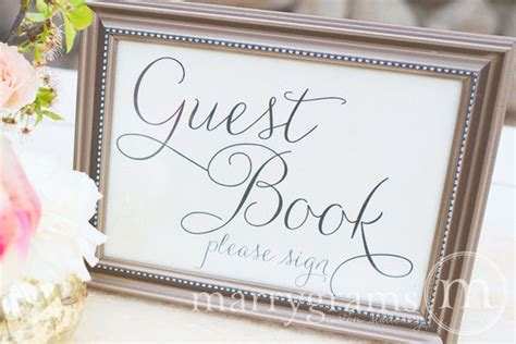 wedding card book etsy guest book table card sign wedding reception seating signage