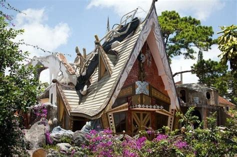 crazy houses crazy house interesting attraction in da lat travel information for vietnam from