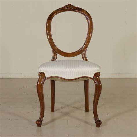 sedia inglese gruppo di sei sedie inglesi sedie poltrone divani