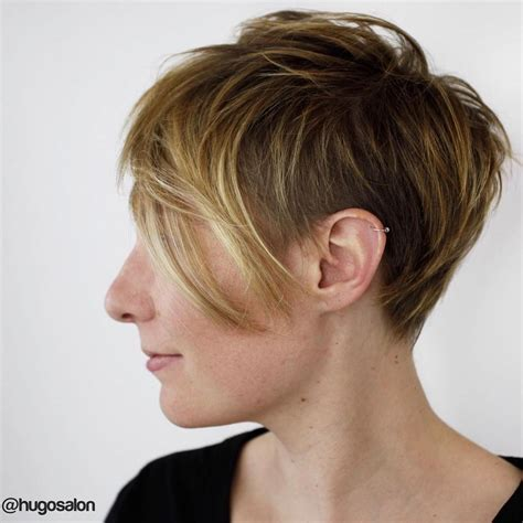 a picture of a short hair style for a 70 year old woman summer hairstyles for short shaggy hairstyles for fine