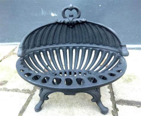 Cast Iron Fireplace Grill by Grill Cast Iron Fireplace Grate Med Home Design Posters