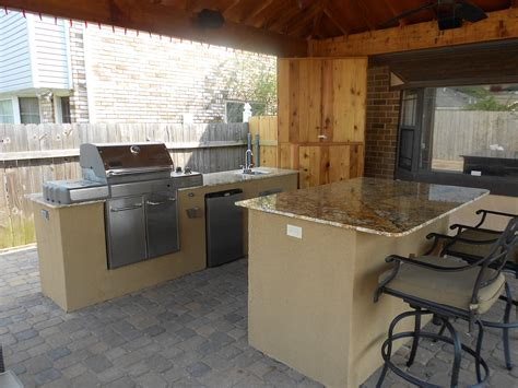 outdoor kitchen contractor new orleans outdoor kitchens contractor custom outdoor