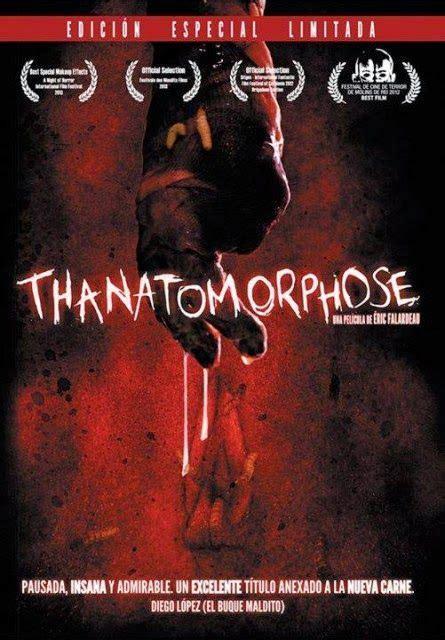 film streaming espanol ver pelicula thanatomorphose online gratis 2012