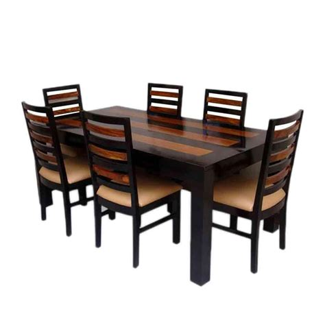 Dining Table With 6 Chairs Dining Tables Livspace Room 6 Seater Pics Popular Now On Steve Scalise Caignun South Sudan