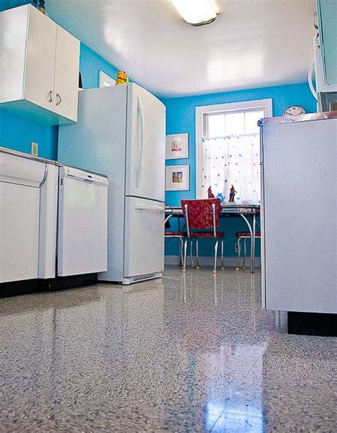 retro kitchen flooring kitchen flooring with retro appeal azrock vl 130 classic