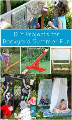how to throw a summer backyard 1000 images about outdoor play ideas for on
