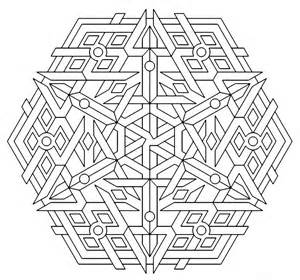 geometric coloring books geometric mandala coloring pages coloring home