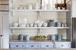 Kitchen Open Shelving by The Benefits Of Open Shelving In The Kitchen Hgtv S