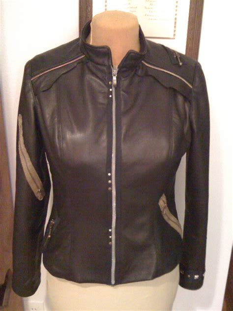 pattern making leather jacket a project worth waiting for my leather jacket weallsew
