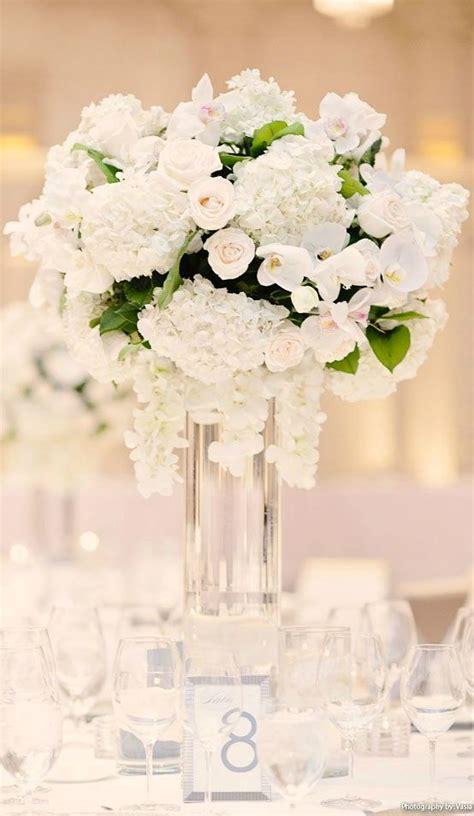 winter wedding centerpieces 2 white winter wedding centerpieces ideas
