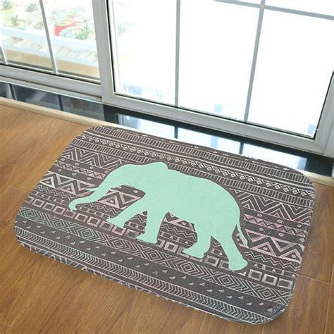 Rug For Bathroom Floor 40x60cm Non Slip Absorbent Memory Foam Carpets Bath