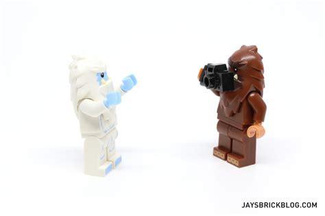 Lego Original Minifigure Yeti review lego minifigures series 14 monsters