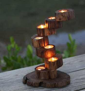 Tempat Lilin Kayu Wood Candle Holder Handmade Lilin Besar Satuan kayu pemegang lilin beli murah kayu pemegang lilin lots from china kayu pemegang lilin suppliers